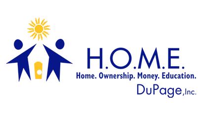 home dupage logo white background