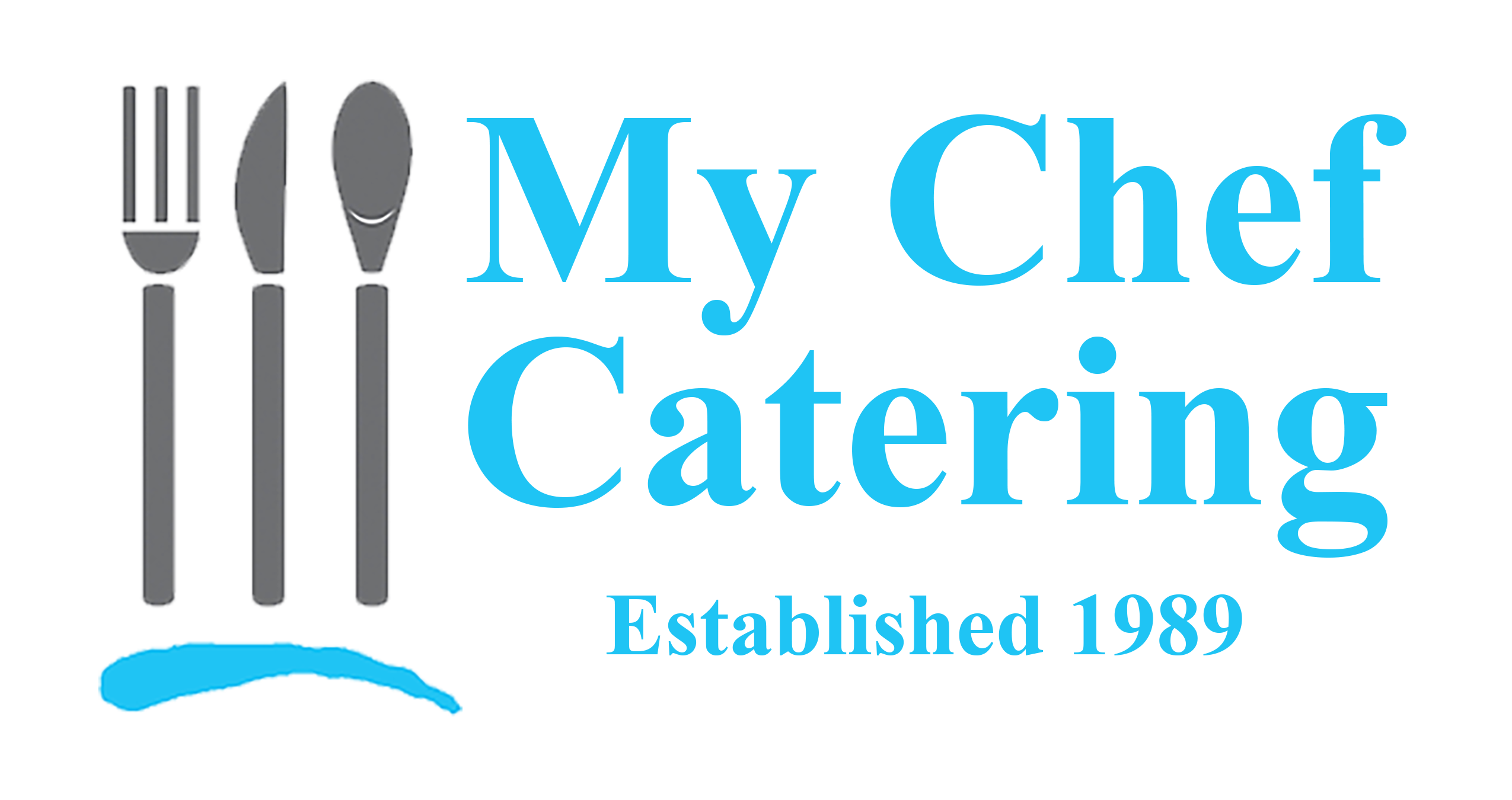 My Chef Logo - 2019