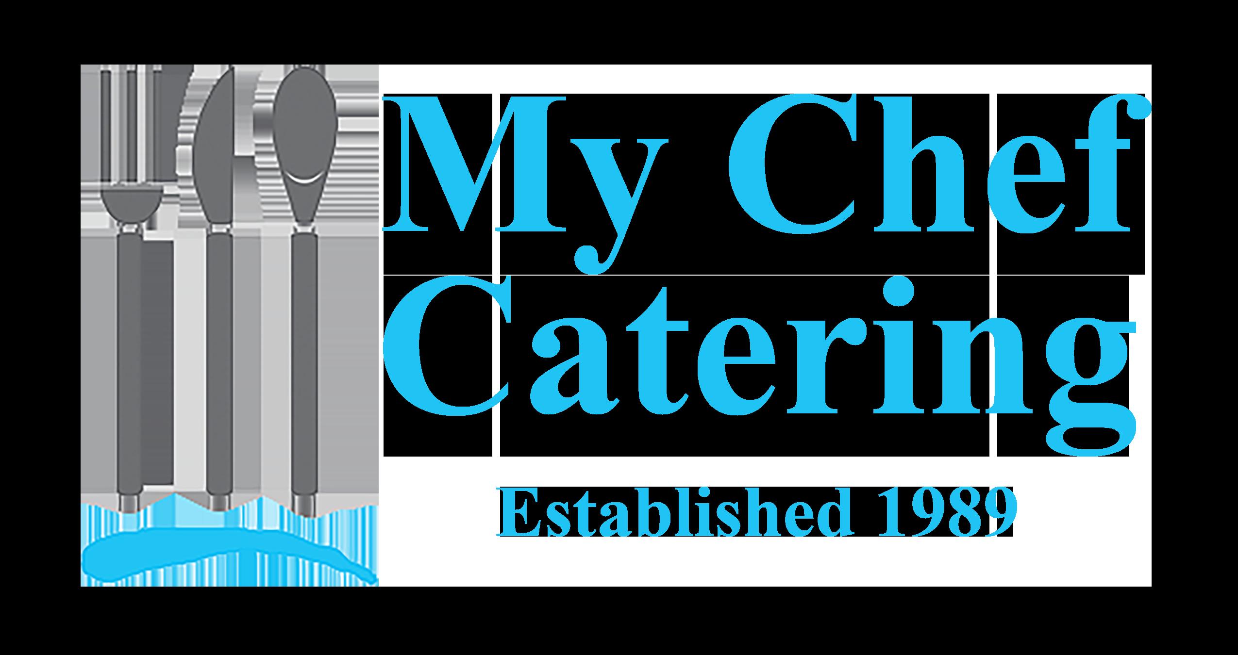 My Chef Logo - 2019